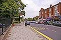 Bus stop, Friern Barnet Road, London N11 - geograph.org.uk - 898588.jpg