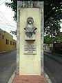 Busto de Rafael R. Quintero, Mérida, Yucatán (01).JPG
