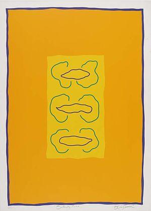 Anthony Benjamin - Butterfly Echo, Roxy Bias, 1979