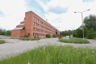 Corruption in Lithuania - Image: Buvęs policijos komisariatas Vilniuje 2