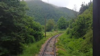 Файл:By train through Stara Planina - the melody of the rails.webm