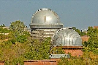 Byurakan Observatory - Image: Byurakan 2