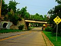 C^NW Troy Drive Overpass - panoramio.jpg