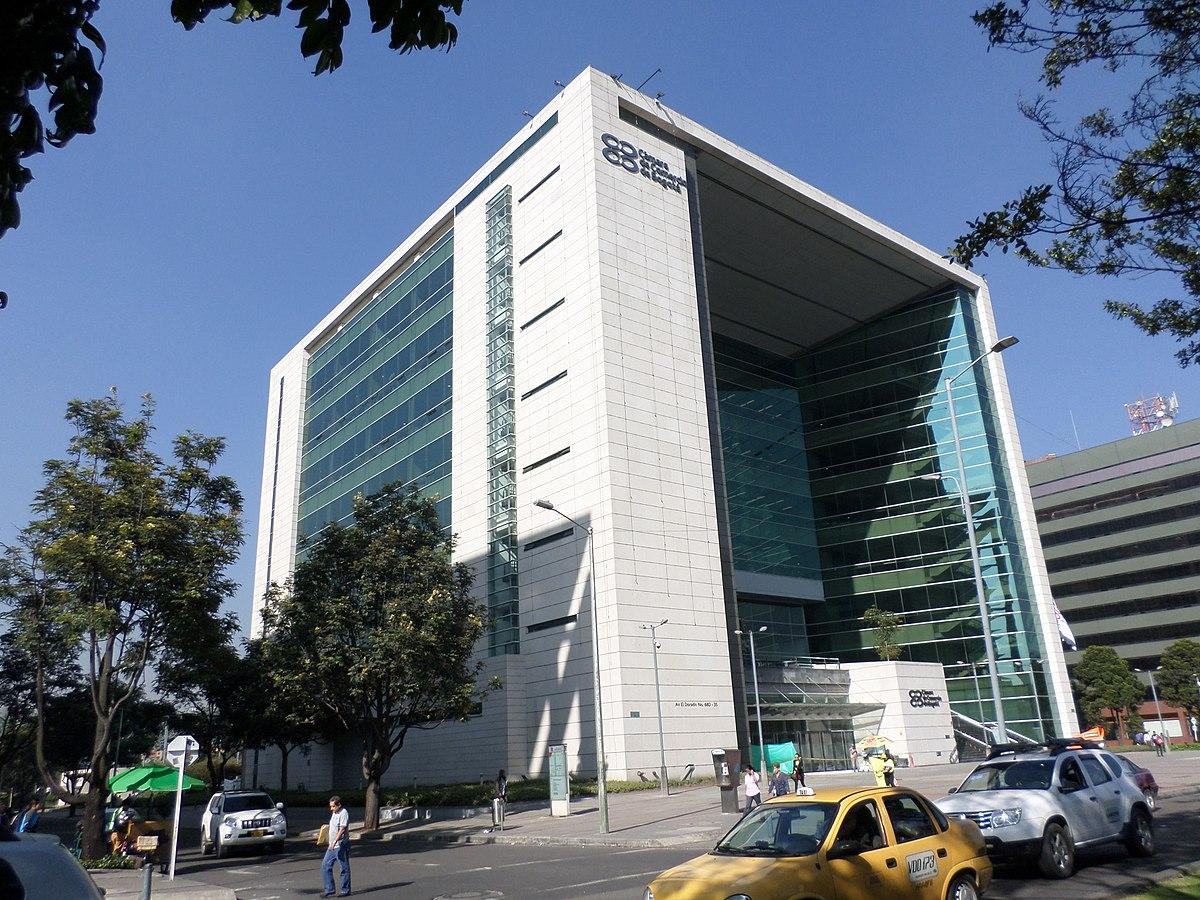 Cámara de Comercio de Bogotá - Wikipedia, la enciclopedia libre