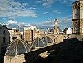 Cúpules de les capelles laterals de la catedral de València.JPG