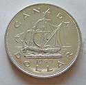 CANADA, GEORGE VI 1949 -SILVER DOLLAR a - Flickr - woody1778a.jpg