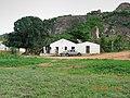 CASA DE NENÉM CÂNDIDO - DISTRITO DE BAIXA GRANDE (à esquerda, pé de benjamin com sua imponente copa) - panoramio.jpg