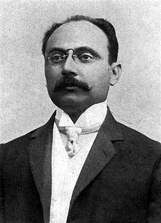 Cecilio Báez President of Paraguay