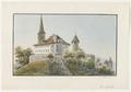 CH-NB - Burgdorf, Pfarrhaus und Kirche - Collection Gugelmann - GS-GUGE-WEIBEL-D-26a.tif