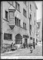 CH-NB - Chur, Haus, Fassade, vue partielle - Collection Max van Berchem - EAD-7026.tif