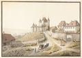 CH-NB - Thun, Schloss Thun, Gesamtaussenansicht - Collection Gugelmann - GS-GUGE-SCHIEL-C-1.tif