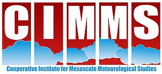 Cooperative Institute for Mesoscale Meteorological Studies - Official CIMMS logo
