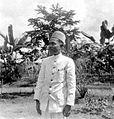 COLLECTIE TROPENMUSEUM Een belangrijk hoofd uit Zuid-Sumatra TMnr 10001859.jpg