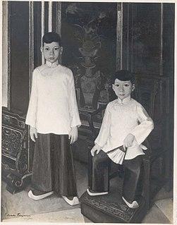 Cabang Atas Chinese gentry of colonial Indonesia