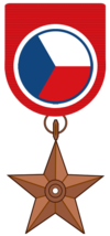 The Highest WikiOrder of the Czech Republic
