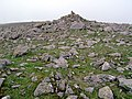 Cairn near the summit of High Stile - geograph.org.uk - 879424.jpg
