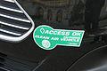 Cal green sticker CMax Energi 04 2015 SFO 2530.JPG