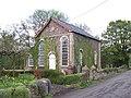 Calvinist Chapel, Pandy - geograph.org.uk - 168050.jpg