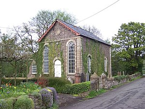Pandy, Monmouthshire - Chapel in Pandy