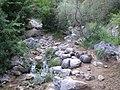Camí creuant el Torrent de la Font del Faig als Empedrats (agost 2011) - panoramio.jpg