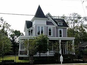 Common Street District - Image: Cameron Sanders House 1001 Dauphin Street