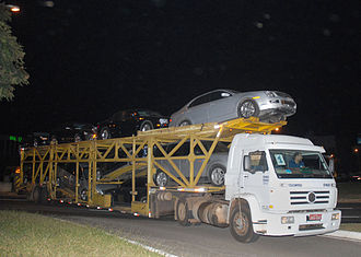 Volkswagen Caminhões e Ônibus - Image: Caminhaocegonha