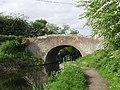 Canal bridge at Buttington Cross, Welshpool - geograph.org.uk - 47001.jpg