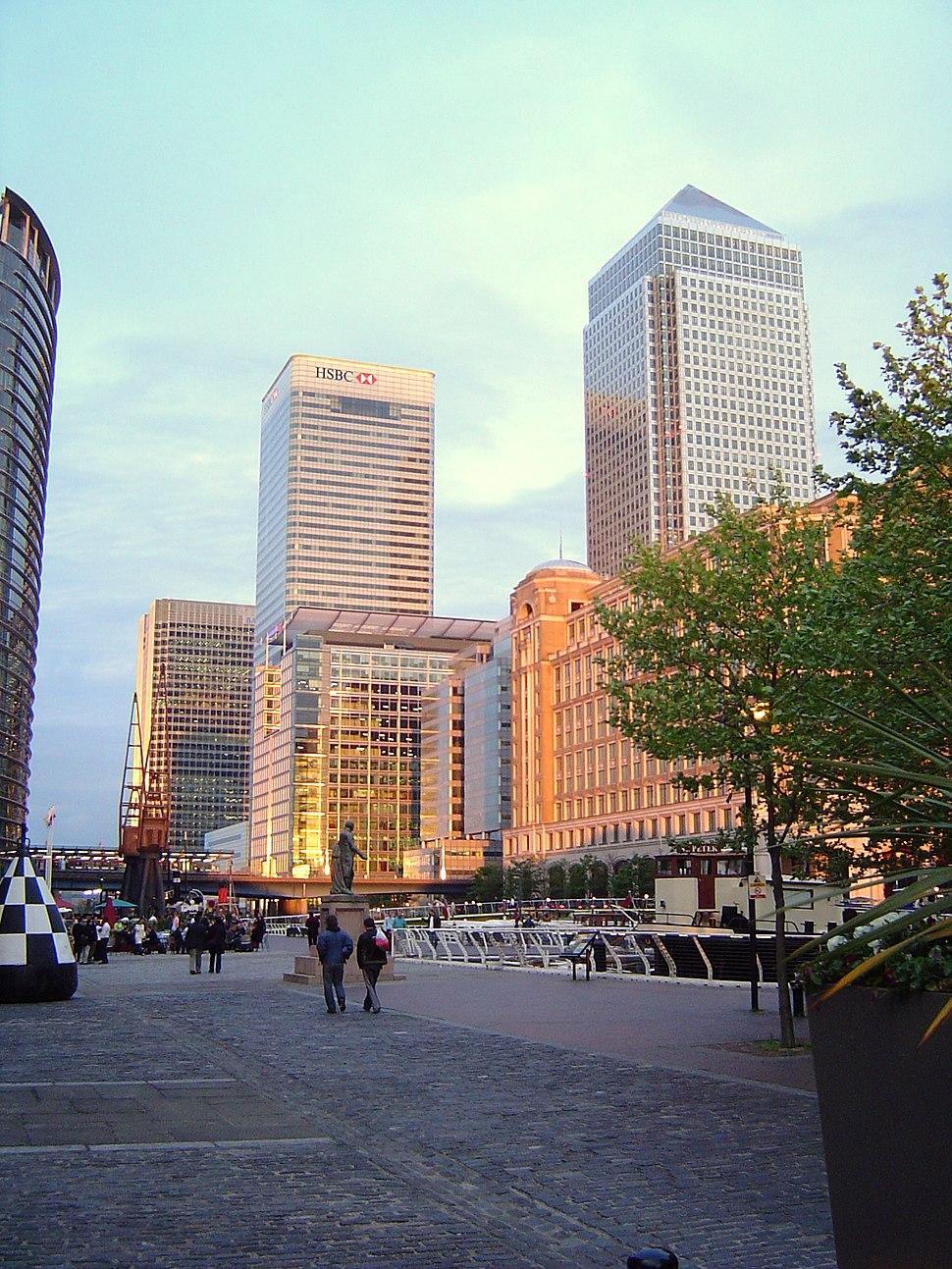 Canary Wharf HSBC