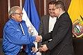 Canciller Ricardo Patiño se reúne con Vicepresidente de El Salvador (7874697512).jpg