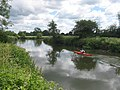 Canoist in the River Medway - geograph.org.uk - 1344721.jpg