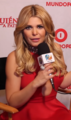 Cantoral in the presentation of ¿Quién mató a Patricia Soler? on February 2015.png