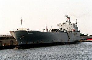 MV Cape Ducato (T-AKR-5051) - Image: Cape Ducato