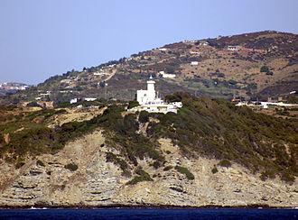 Headland - Cape Malabata, Morocco