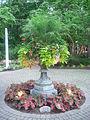 Caramoor - urn in garden.JPG