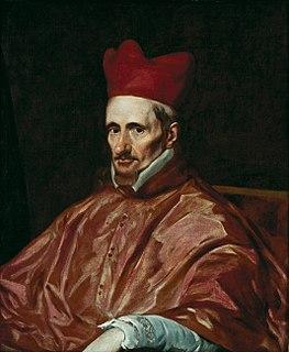 Gaspar de Borja y Velasco Spanish cardinal, ecclesiastic and politician