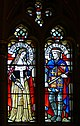 Cardiff castle - Eingangshalle 1b Erkerfenster.jpg