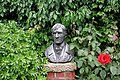 Cardinal Newman's bust in Garden attached to museum - geograph.org.uk - 1607782.jpg