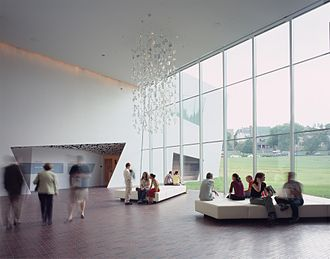 Walker Art Center - Cargill Lounge