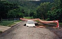 Great Palm Island-Natural environment and cyclones-carholeJustin