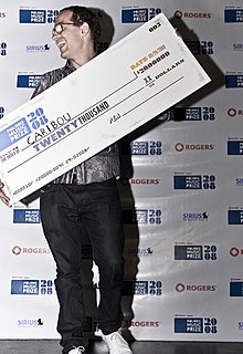 2008 Polaris Music Prize