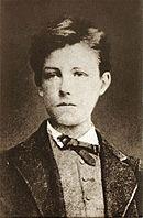 Carjat arthur rimbaud 1872 - Poesie le dormeur du val arthur rimbaud ...