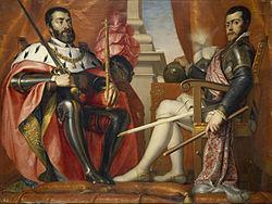 Antonio Arias Fernández: Charles V and Philip II