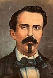 Carlos Manuel de Céspedes Cuban revolutionary hero, plantation owner, poet, musician; 1st (wartime) President of Cuba