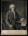 Carolus Linnaeus. Stipple engraving by S. G. & J. G. Facius Wellcome V0003605.jpg