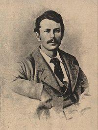 Edward Carpenter in 1875.