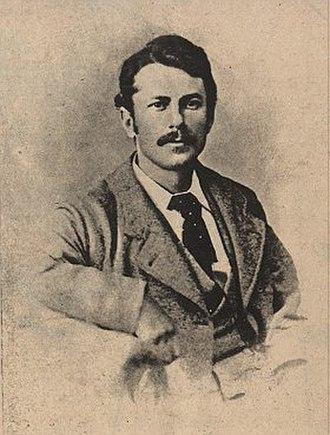 Edward Carpenter - Edward Carpenter in 1875