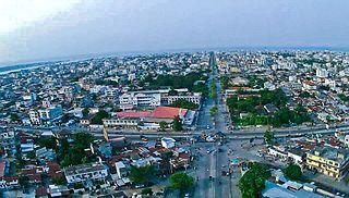 Place in Littoral Department, Benin