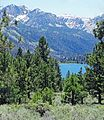 Carson Mountain and June Lake, CA 6-16 (27369447383).jpg