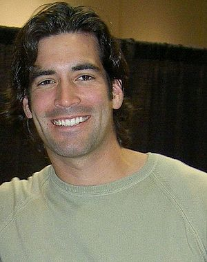 Carter Oosterhouse - Oosterhouse at a 2005 home and garden show.