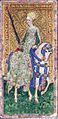 Cary-Yale Tarot deck - Horsewoman of Swords.jpg